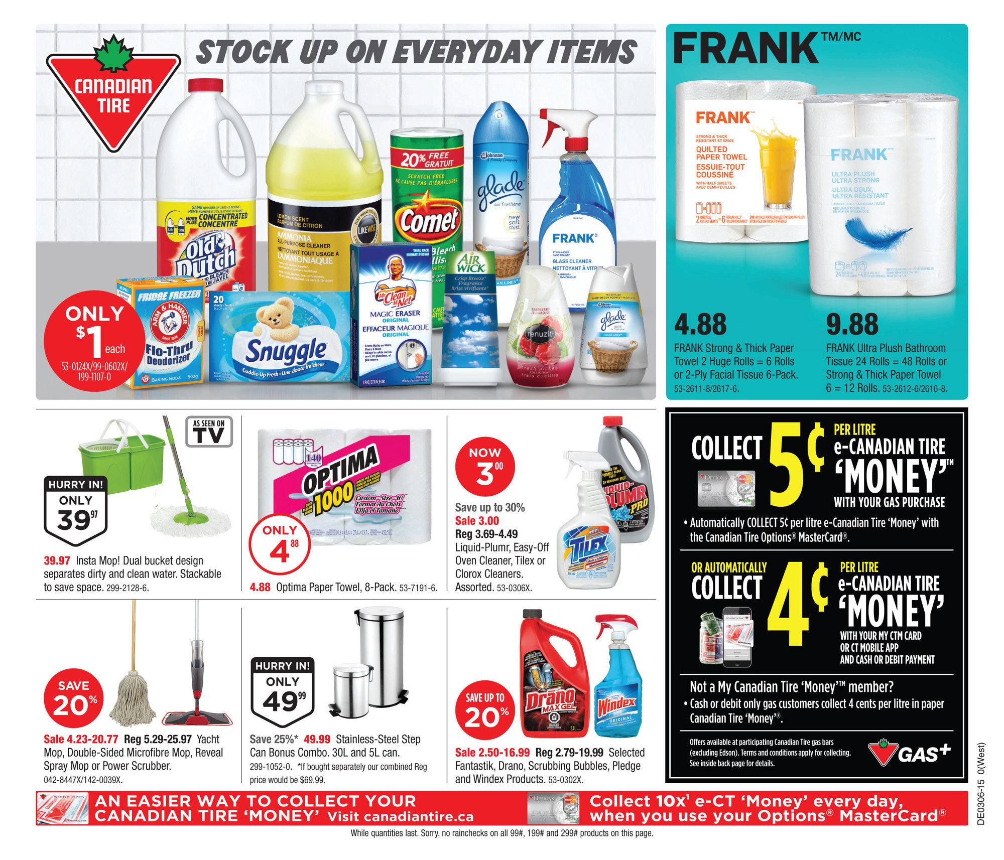 canadian tire weekly flyer weekly flyer feb 6 12