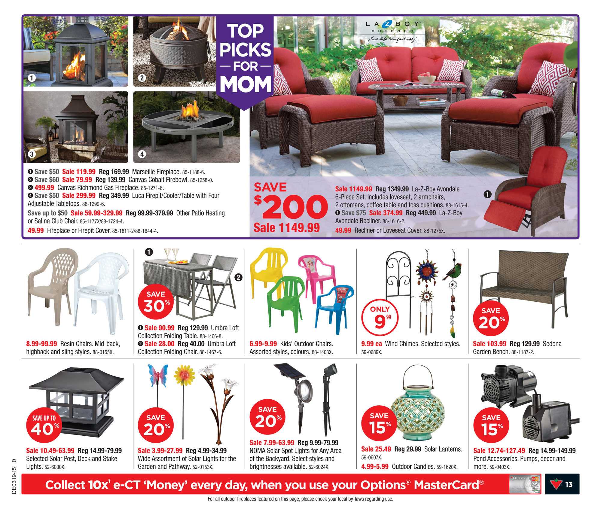 Canadian Tire Weekly Flyer - Weekly Flyer - May 8 – 14 - RedFlagDeals.com