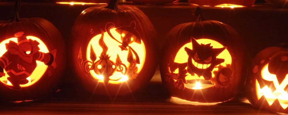 Hundreds of free pumpkin carving stencils and templates for