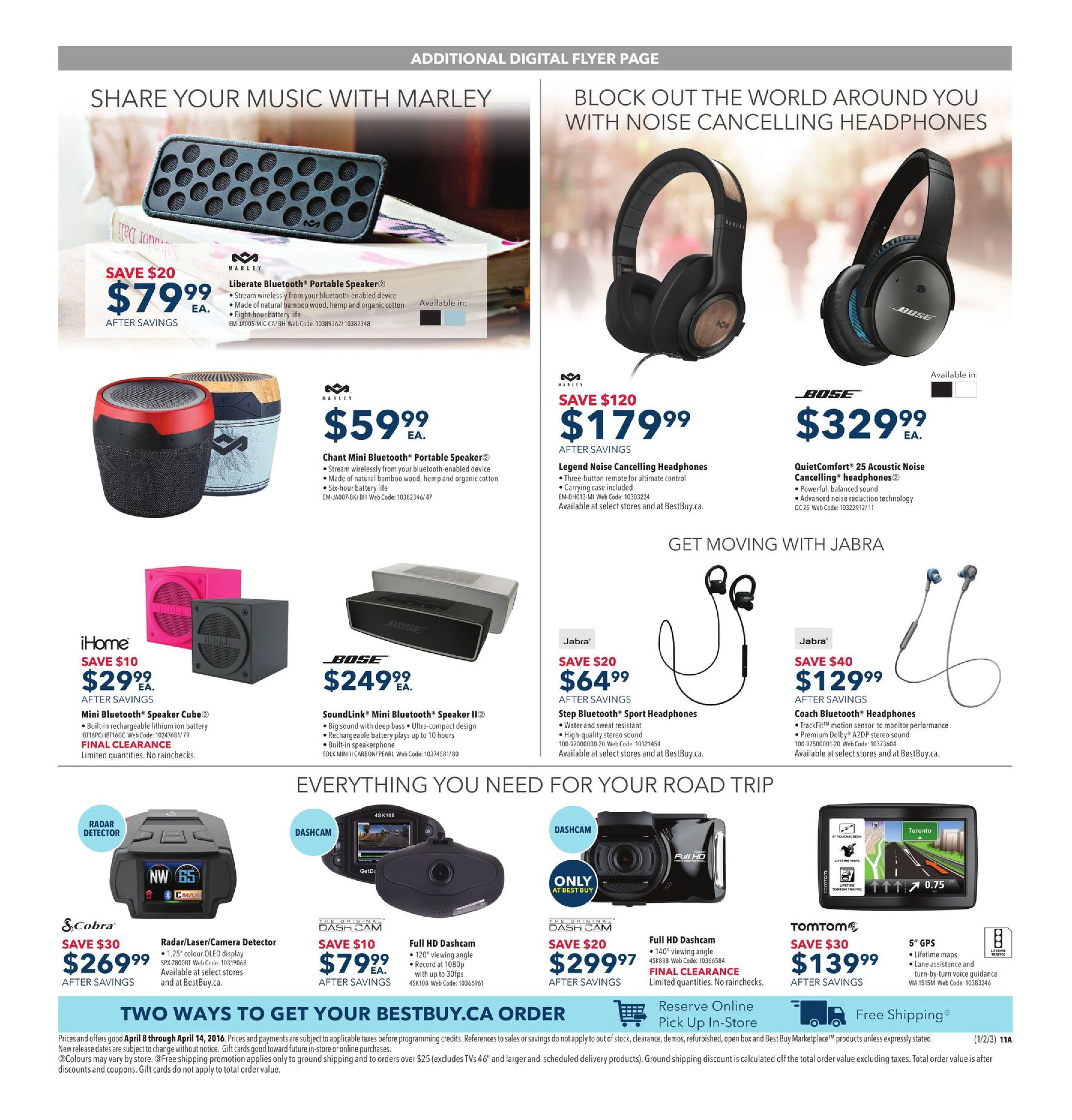 Best Buy Weekly Flyer - Weekly - Epic Stanley Cup Playoffs Action