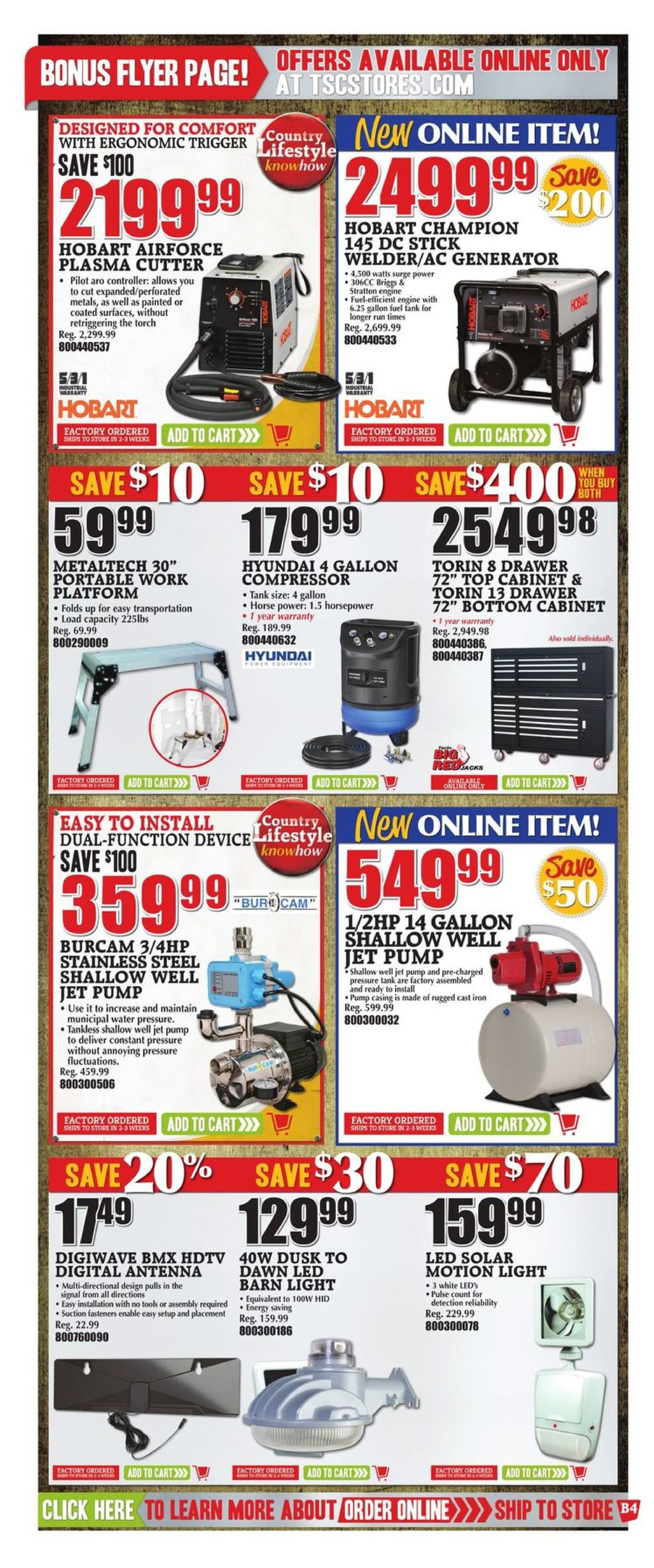 TSC Stores Weekly Flyer - Weekly - May 11 – 17