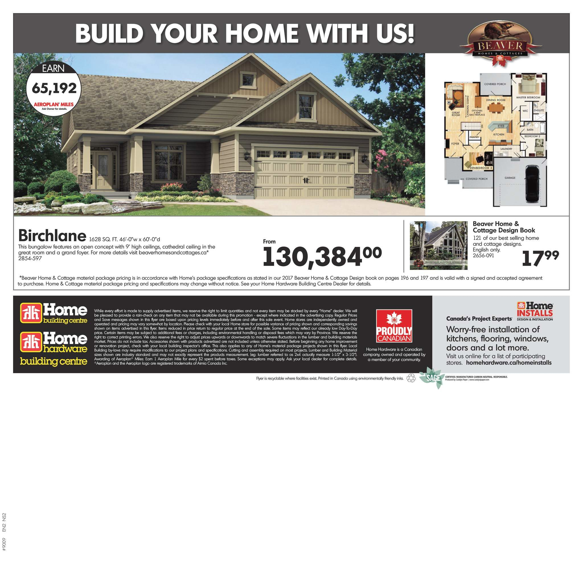 Home Hardware Weekly Flyer - Building Centre - Weekend Warrior Sale ...