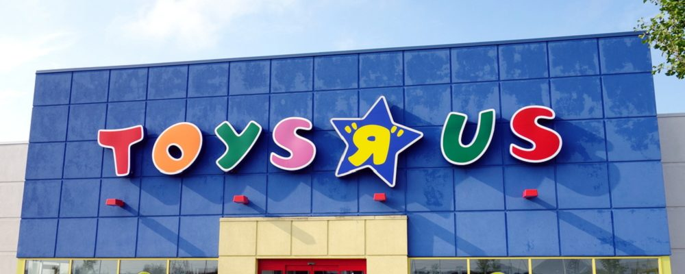 Toys 'R' Us Has Filed For Bankruptcy Protection
