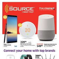 - 2 Weeks of Savings - Connect Your Home with Top Brands Flyer