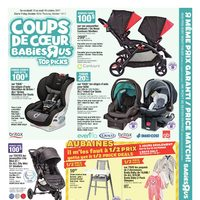 Babies R Us - Weekly - Top Picks Flyer