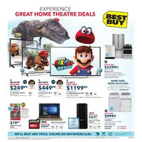 - Weekly - Experience Great Home Theatre Deals Flyer