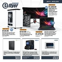 Newegg - e-Flyer Flyer