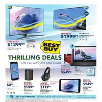 - Weekly - Thrilling Deals Flyer