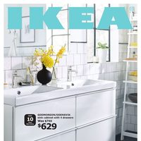IKEA - The Bathroom Event Flyer