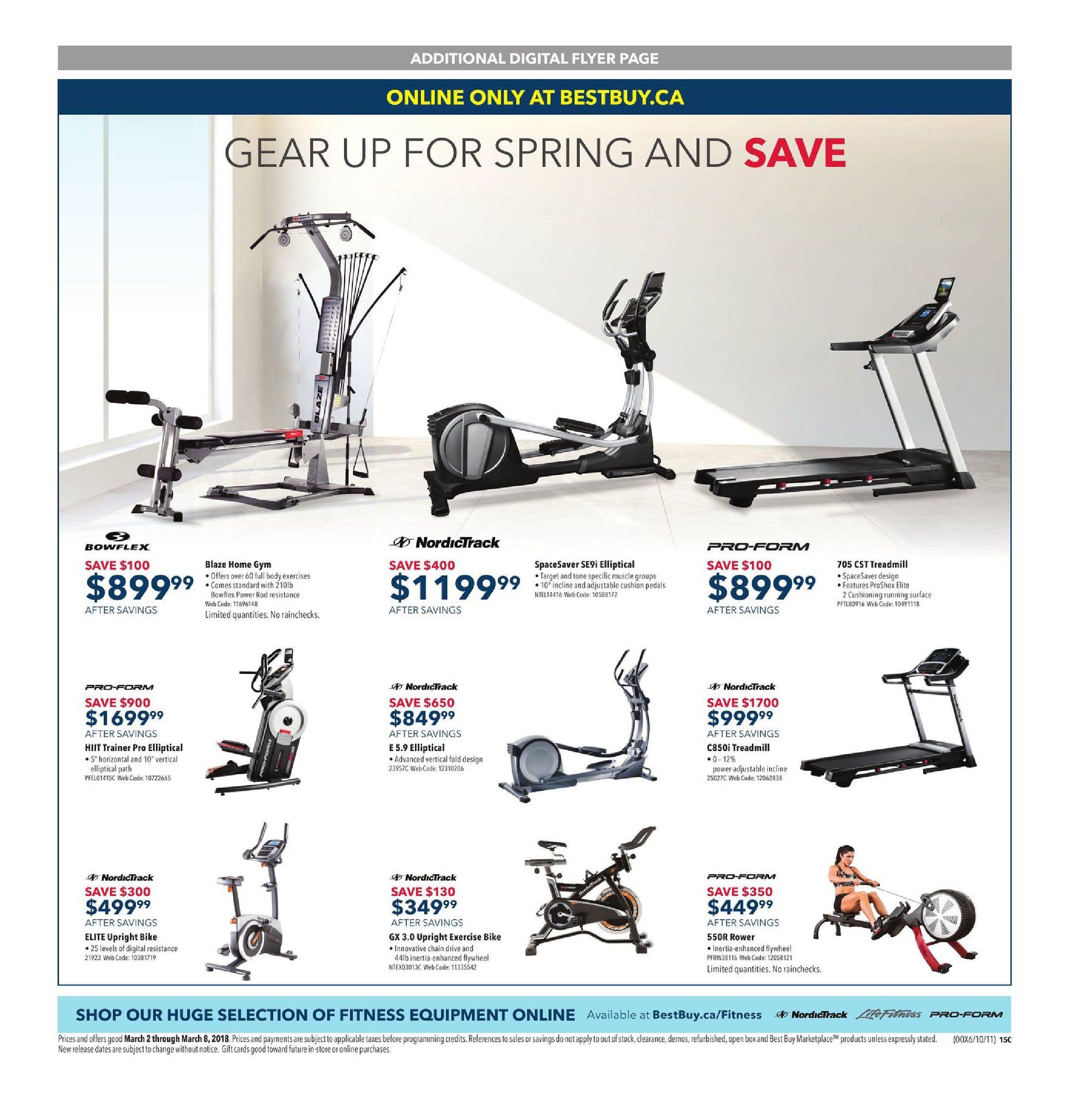 Best Buy Weekly Flyer - Weekly - Enjoy Huge Savings - Mar 2