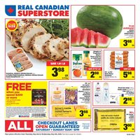 Real Canadian Superstore - Weekly Flyer