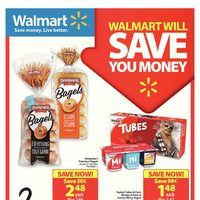Walmart - Weekly - Your Long Weekend List Starts Here! Flyer