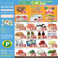 Nations Fresh Foods - Weekly Specials - Blow Out Sale Flyer