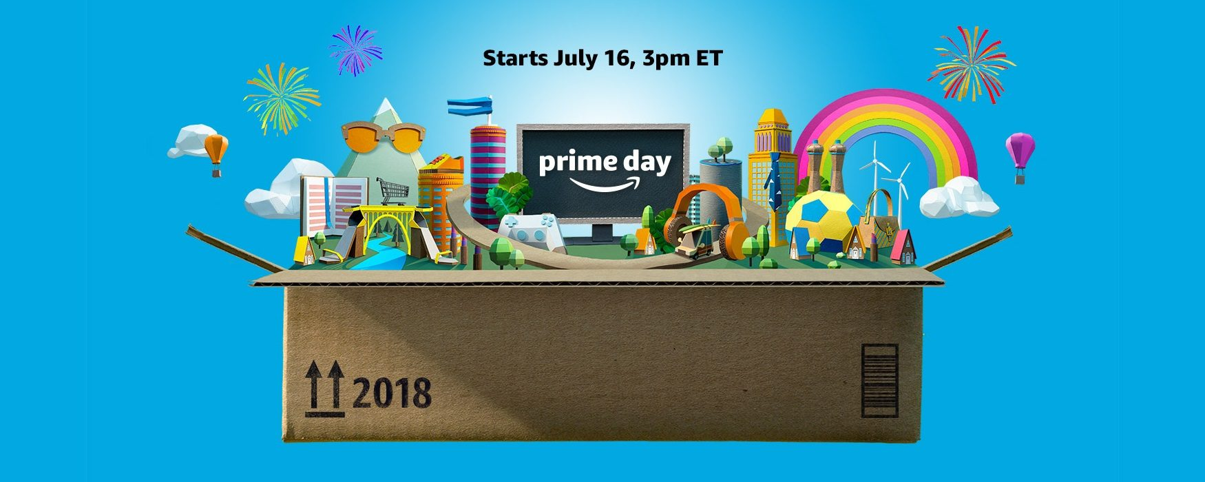 Amazon Prime Day 2018 Officially Starts Monday, July 16 ...