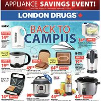 - Appliance Savings Event! Flyer