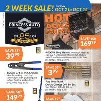 - Hot Deals For Fall Flyer