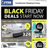- Weekly - Black Friday Deals Start Now Flyer