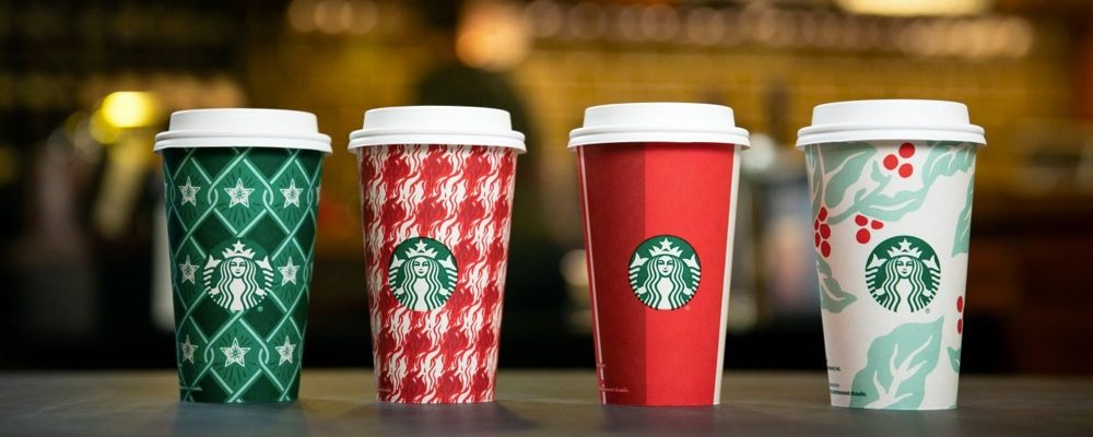 Starbucks Holiday Drinks Are Back Along With New Red Cup Designs