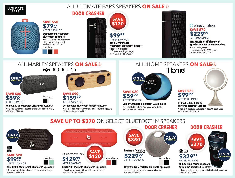 Best Buy Weekly Flyer - Weekly - Black Friday Sale - Nov 23 – 29
