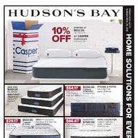- Home Solutions For Every Room: Black Friday Weekend Sale Flyer