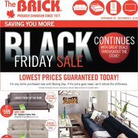 - Black Friday Sale Continues Flyer