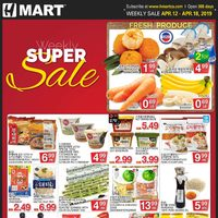 - Bloor & Dundas Stores Only - Weekly Super Sale Flyer