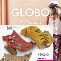 Globo Shoes - Walk Smart & Much More! Flyer