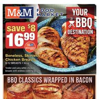 - Weekly - Your BBQ Destination Flyer