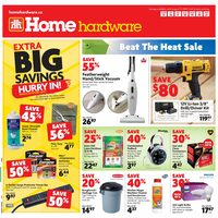 Home Hardware - Weekly - Beat The Heat Sale Flyer