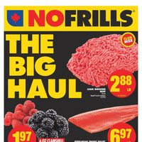 - Weekly - The Big Haul Flyer