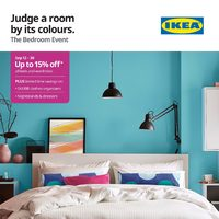 IKEA - The Bedroom Event Flyer