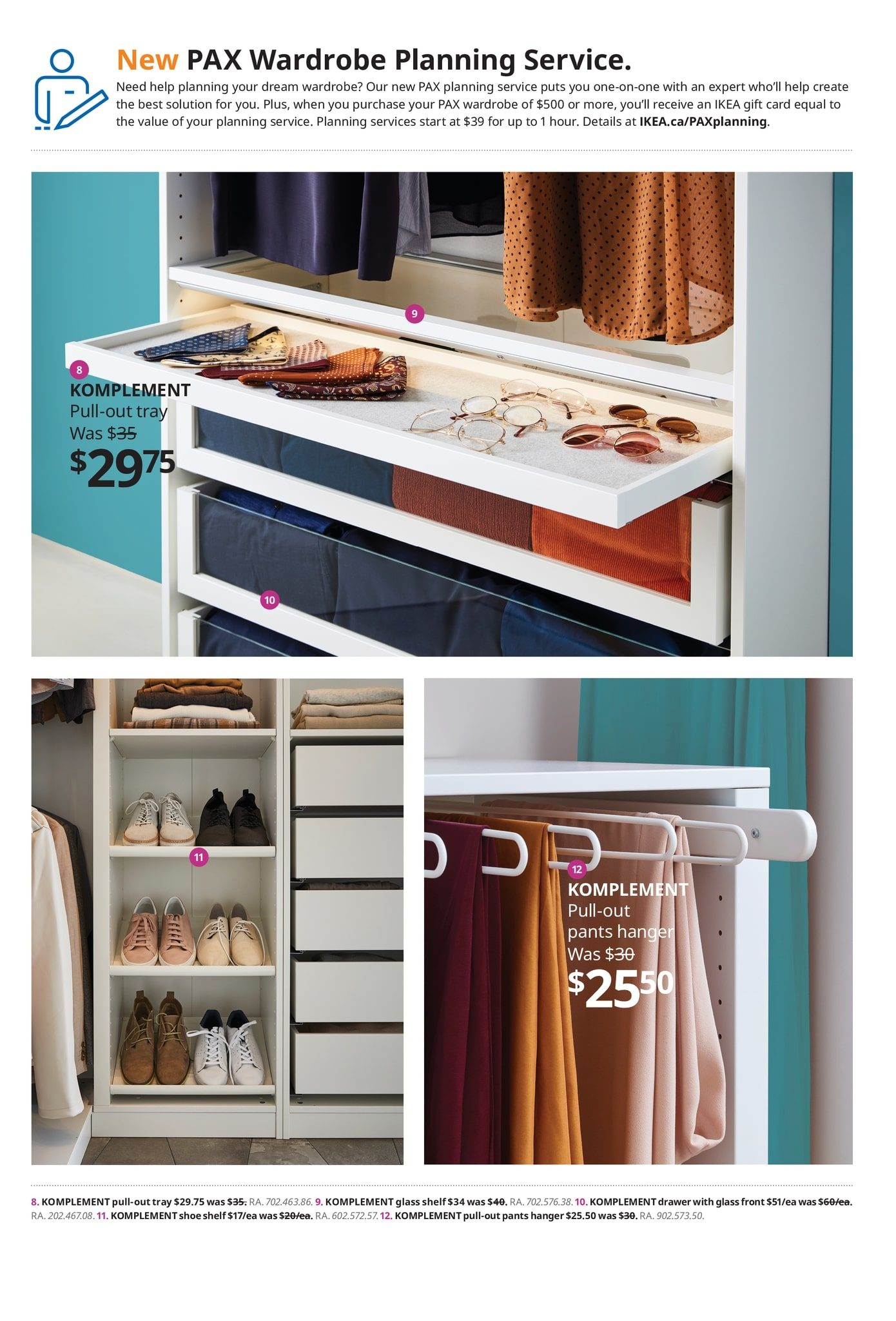IKEA Weekly Flyer - The Bedroom Event - Sep 12 – 30