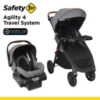 Safety 1st Agility4 Travel System