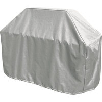 Power Fist Grey BBQ Covers - 68L X 21W X 40H In