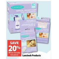 Lansinoh Products