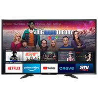 "Toshiba 55"" 4K Smart LED Fire TV Edition"