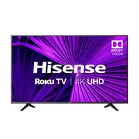 "Hisense R6 55"" 4K LED Roku Smart TV"