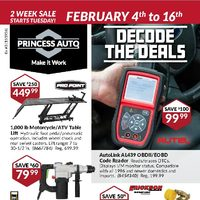- 2 Week Sale - Decode The Deals Flyer