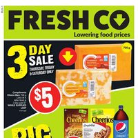 Fresh Co - Weekly Specials Flyer