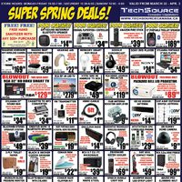 Tech Source - Super Spring Deals! Flyer