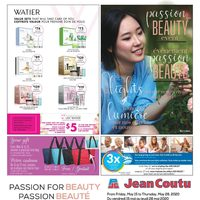 Jean Coutu - Passion For Beauty Flyer