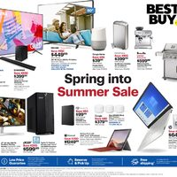 - Weekly - Spring Into Summer Sale Flyer