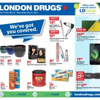 London Drugs - 6 Days of Savings - We've Got You Covered	 Flyer