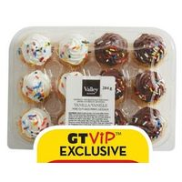 Valley Baker Mini Cupcakes