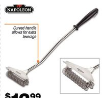 Napoleon Stainless Steel Bristle Grill Brush