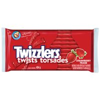 Twizzlers Candy Pack, Skittles or Starburst Candy Bag