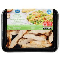 Great Value Fully Cooked Chicken Pieces And Strips