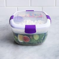 Locksy Salad Container