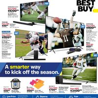 - Weekly - A Smarter Way To Kick Off The Season Flyer