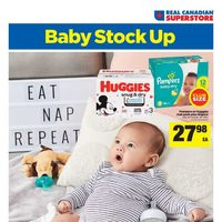 - Baby Stock Up Flyer